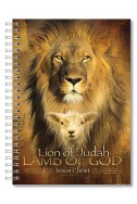 "Тетрадь ""Lion of Judah. Lamb of God"""