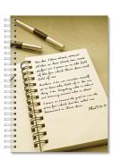 """Блокнот """"Послание Филиппийцам 3:12-14"""" (англ. яз)"""