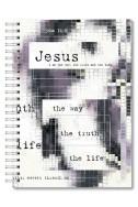 """Блокнот """"Jesus"""" (англ. яз)"""