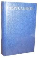 Ветхий завет на греческом языке (Септуагинта) (Артикул ИБ 014)