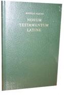 Новый завет на латинском языке (Артикул ИБ 015)