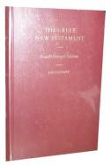 Артикул ИБ 017. Новый завет на греческом языке со словарем.