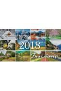 """Календар настільний """"Божі обітніці"""" 2018"""