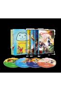 """Мультфильм """"Суперкнига"""". Комплект 4 диска, на трех языках."""