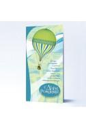 """Христианская открытка """"С Днем Рождения! Господь - твоя надежда и крепость…"""""""